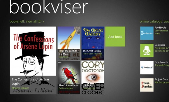 Bookviser Ekran Görüntüleri - 5