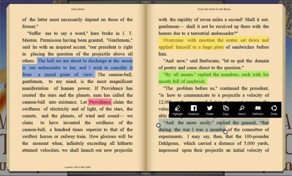 Bookviser Ekran Görüntüleri - 1