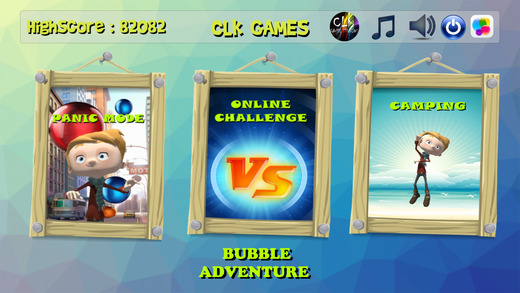 Bubble Adventure's Ekran Görüntüleri - 4