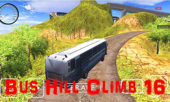 Bus Hill Climb 16 Ekran Görüntüleri - 1