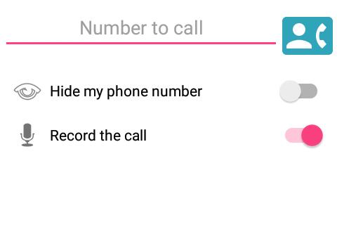 Call Voice Changer Allogag Ekran Görüntüleri - 2