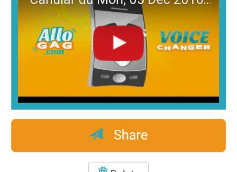 Call Voice Changer Allogag Ekran Görüntüleri - 1