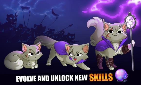 Castle Cats Ekran Görüntüleri - 4
