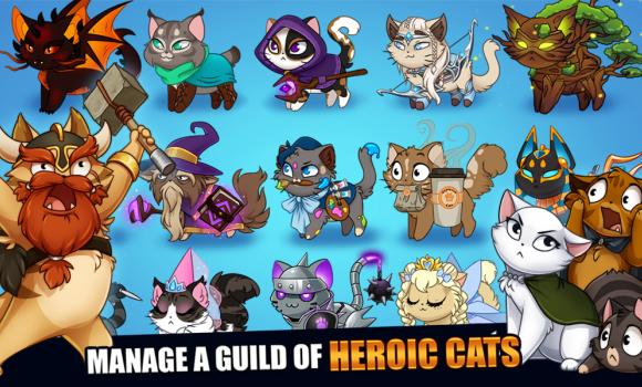 Castle Cats Ekran Görüntüleri - 5