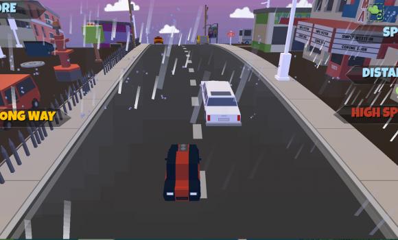 Curved Racer Ekran Görüntüleri - 3