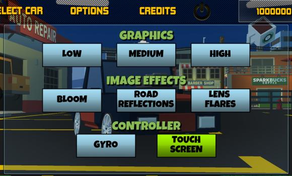 Curved Racer Ekran Görüntüleri - 2