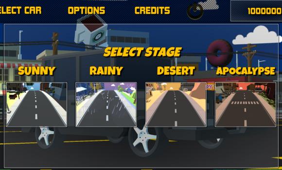 Curved Racer Ekran Görüntüleri - 1
