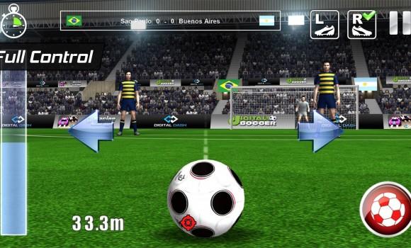 Digital Soccer Ekran Görüntüleri - 2