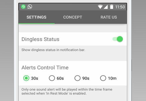 Dingless Ekran Görüntüleri - 1