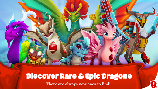 DragonVale World Ekran Görüntüleri - 4