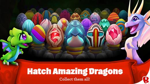 DragonVale World Ekran Görüntüleri - 3