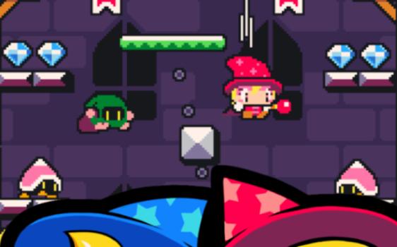 Drop Wizard Tower Ekran Görüntüleri - 3