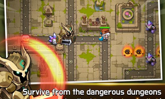 Dungeon Delivery Ekran Görüntüleri - 3