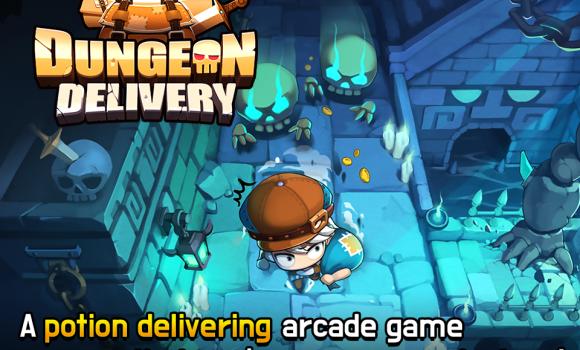 Dungeon Delivery Ekran Görüntüleri - 5
