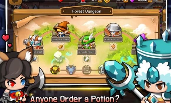 Dungeon Delivery Ekran Görüntüleri - 2