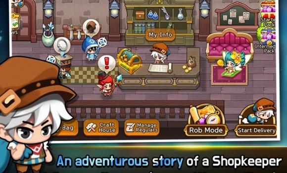 Dungeon Delivery Ekran Görüntüleri - 1