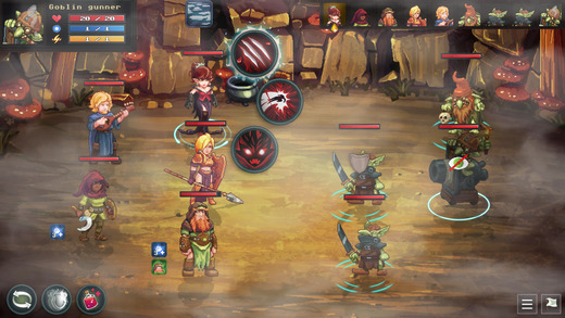Dungeon Rushers Ekran Görüntüleri - 5