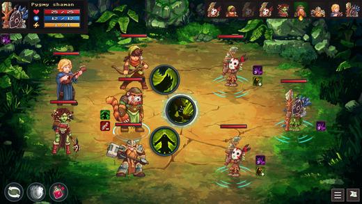 Dungeon Rushers Ekran Görüntüleri - 3