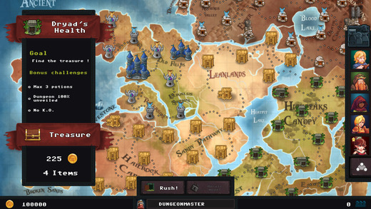 Dungeon Rushers Ekran Görüntüleri - 4