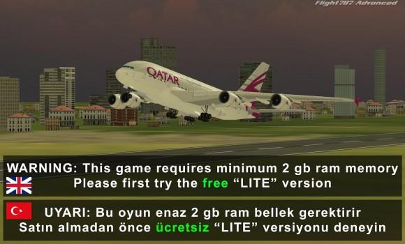 Flight 787 Ekran Görüntüleri - 5