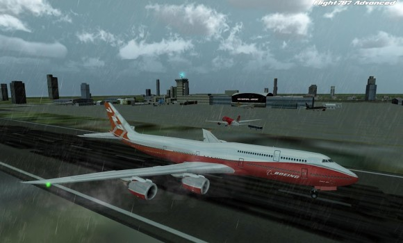 Flight 787 Ekran Görüntüleri - 1