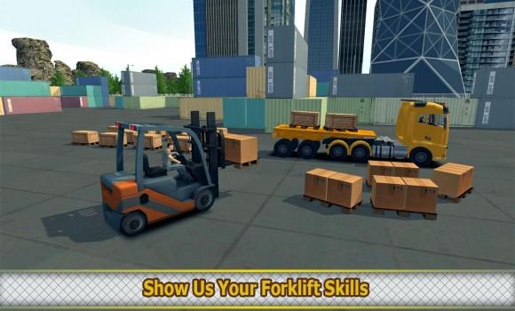 Forklift & Truck Simulator 17 Ekran Görüntüleri - 5