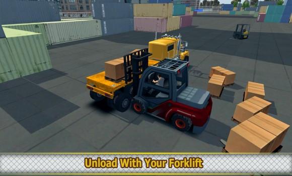 Forklift & Truck Simulator 17 Ekran Görüntüleri - 3