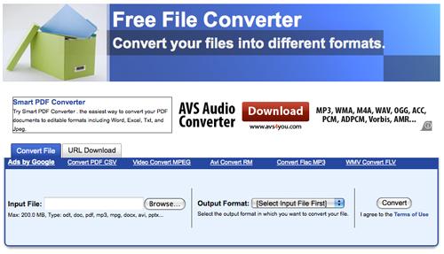 Free File Converter Ekran Görüntüleri - 3