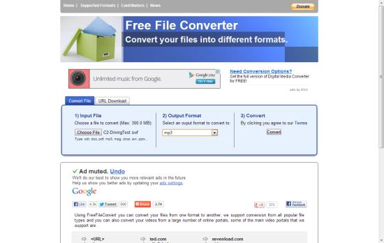 Free File Converter Ekran Görüntüleri - 2