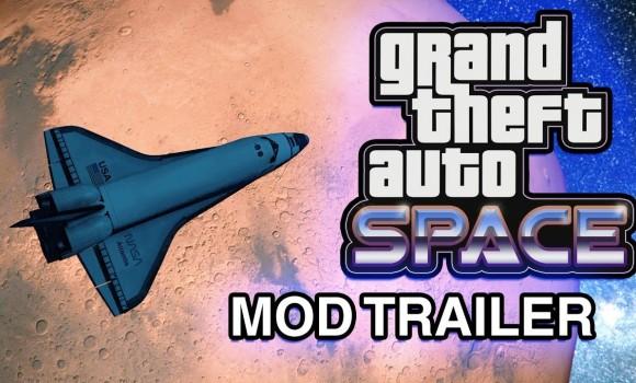 GTA 5 Space Mode Ekran Görüntüleri - 3
