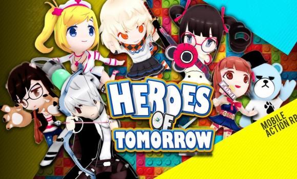 Heroes of Tomorrow Ekran Görüntüleri - 5