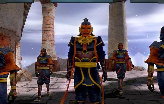 Jade Empire Ekran Görüntüleri - 1