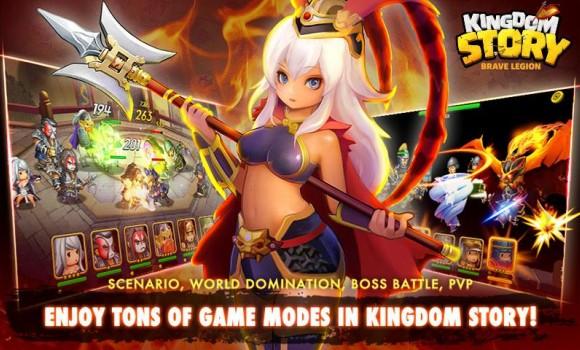 Kingdom Story: Brave Legion Ekran Görüntüleri - 5