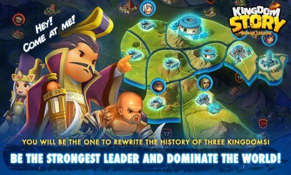 Kingdom Story: Brave Legion Ekran Görüntüleri - 3