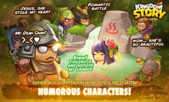 Kingdom Story: Brave Legion Ekran Görüntüleri - 1