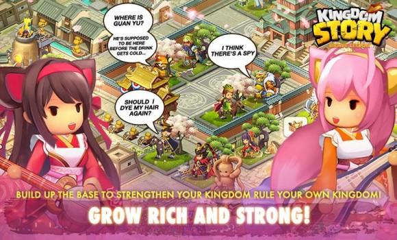 Kingdom Story: Brave Legion Ekran Görüntüleri - 2