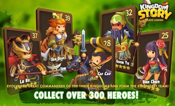 Kingdom Story: Brave Legion Ekran Görüntüleri - 4