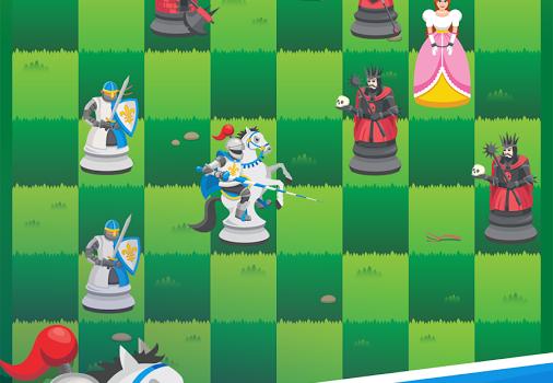 Knight Saves Queen Ekran Görüntüleri - 4