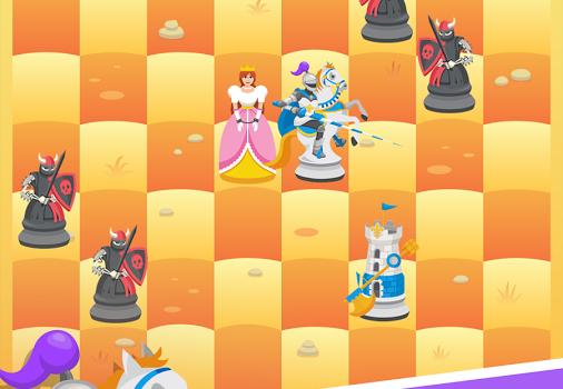 Knight Saves Queen Ekran Görüntüleri - 5