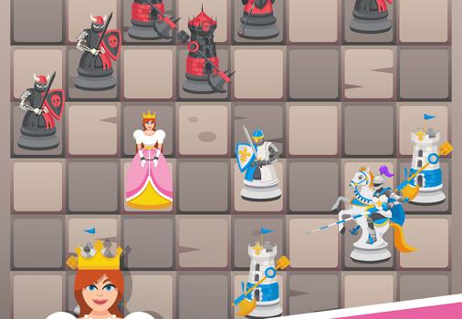 Knight Saves Queen Ekran Görüntüleri - 3