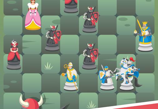 Knight Saves Queen Ekran Görüntüleri - 1