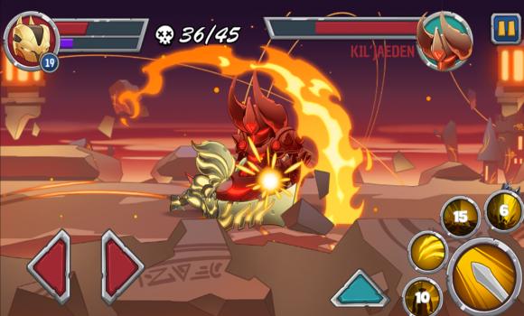 Legendary Warrior Ekran Görüntüleri - 3