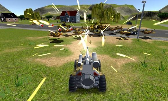 Mad Road 3D Ekran Görüntüleri - 4