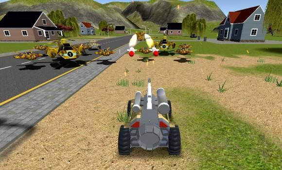 Mad Road 3D Ekran Görüntüleri - 3