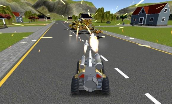 Mad Road 3D Ekran Görüntüleri - 2