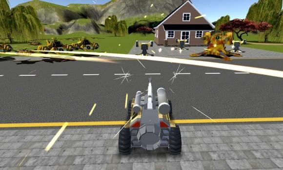 Mad Road 3D Ekran Görüntüleri - 1
