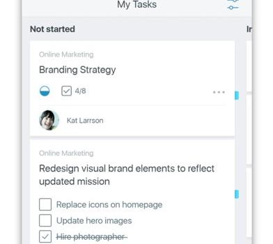 Microsoft Planner Ekran Görüntüleri - 3