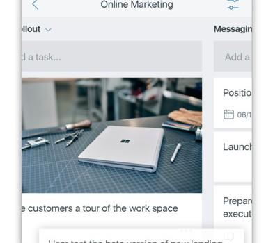 Microsoft Planner Ekran Görüntüleri - 1