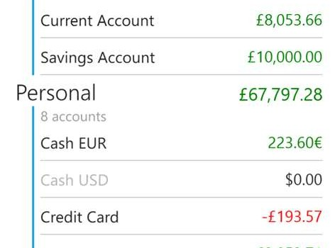 Money Tracker Free Ekran Görüntüleri - 4
