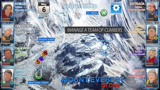 Mount Everest Story Ekran Görüntüleri - 5